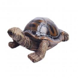 Ozdoba żółw lądowy / dekoracyjna figurka żółwia lądowego