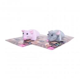 Pluszowa zabawka dla kota mysz wibrująca / myszka ruszająca się