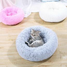 Miękkie ciepłe legowisko dla psa kota 40cm / posłanie dla psa rozm. XS