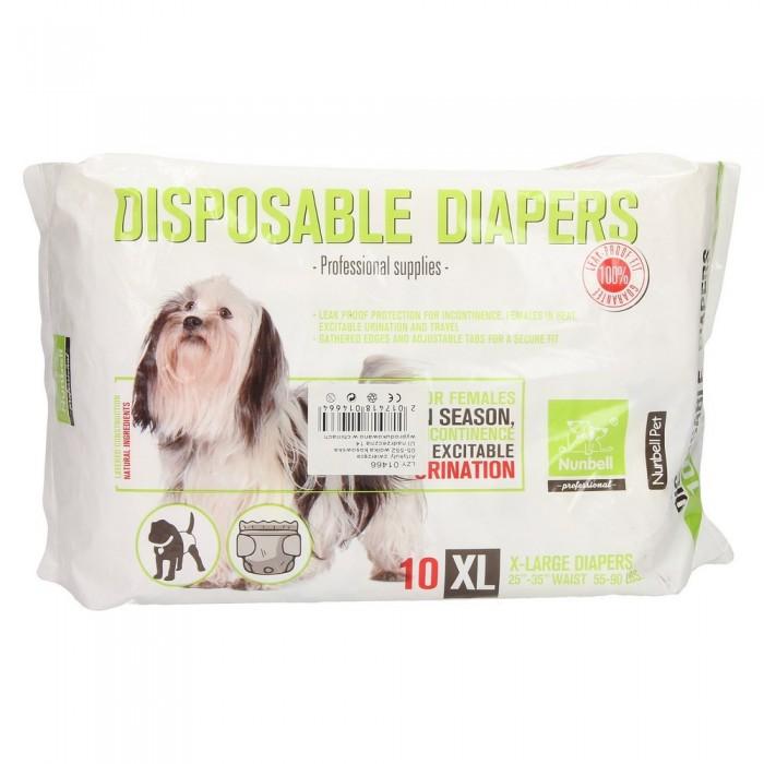 Pampersy pieluszki dla psów XL