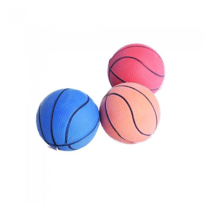 Zabawki dla psów gumowa piłka piłeczka zabawka dla psa śr. 6 cm