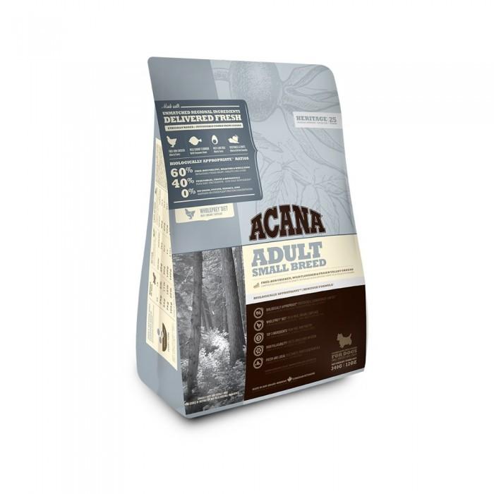 Sucha karma Acana Heritage Adult Small Breed 1kg dla psów ras małych