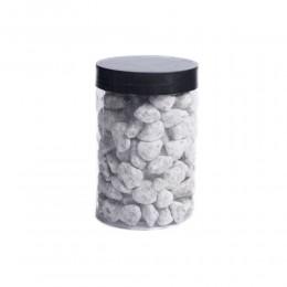 Szare naturalne kamienie ozdobne kamyczki dekoracyjne 350g