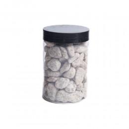 Ecru naturalne kamienie ozdobne kamyczki dekoracyjne 350g