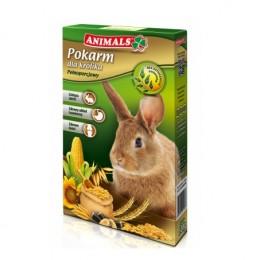 Animals suchy pokarm dla królika pełnoporcjowy 500g