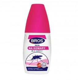 BROS płyn na komary dla dzieci 50 ml ATOMIZER / płyn przeciw komarom