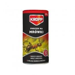 Skuteczny środek KROPP trutka preparat proszek na mrówki 100 g