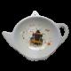 Skapek do herbaty talerzyk na cytrynę podkładka okapek PSZCZOŁA