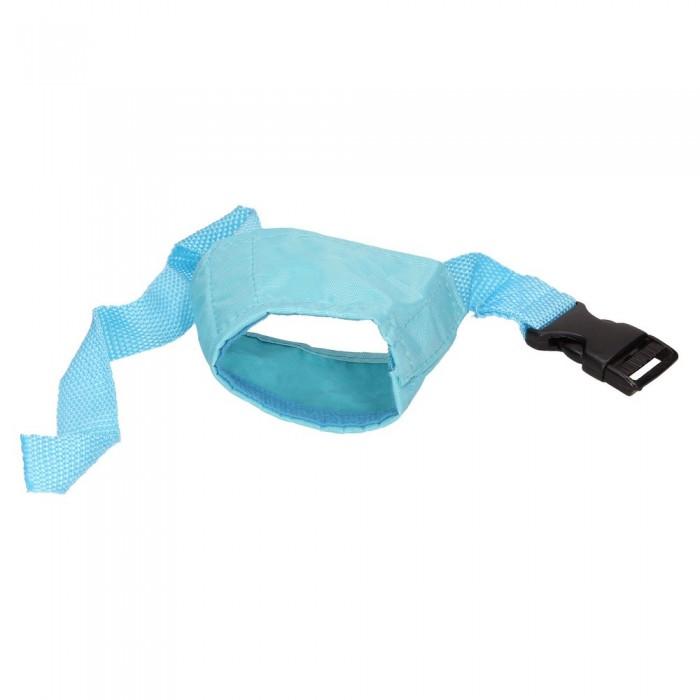 Niebieski kaganiec nylonowy dla psa
