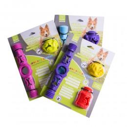 Kong dla psa MEDIUM 8-20kg / interaktywna zabawka na smakołyki dla psa