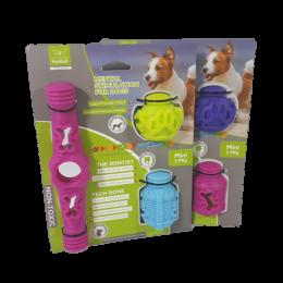 Kong dla psa MINI 3-9kg / interaktywna zabawka na smakołyki dla psa