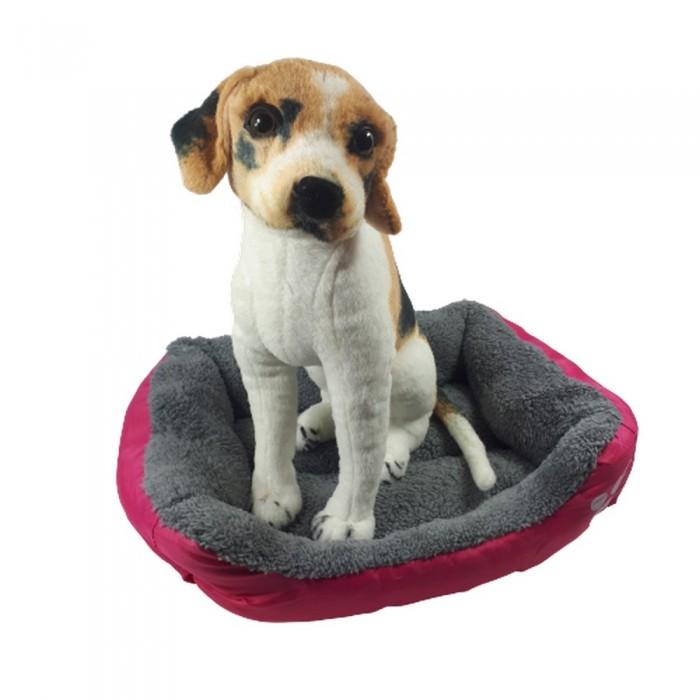 Posłanie legowisko dla psa kota prostokątne pluszowe 3 rozmiary