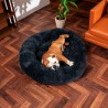 Miękkie ciepłe legowisko dla psa kota 60 cm posłanie dla psa rozm. L