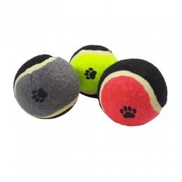 Tenis Ball piłki tenisowe dla psa / 3 sztuki piłek tenisowych