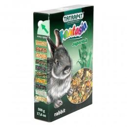 Pokarm dla królików miniaturkowych FANTASIA SUPERMIX