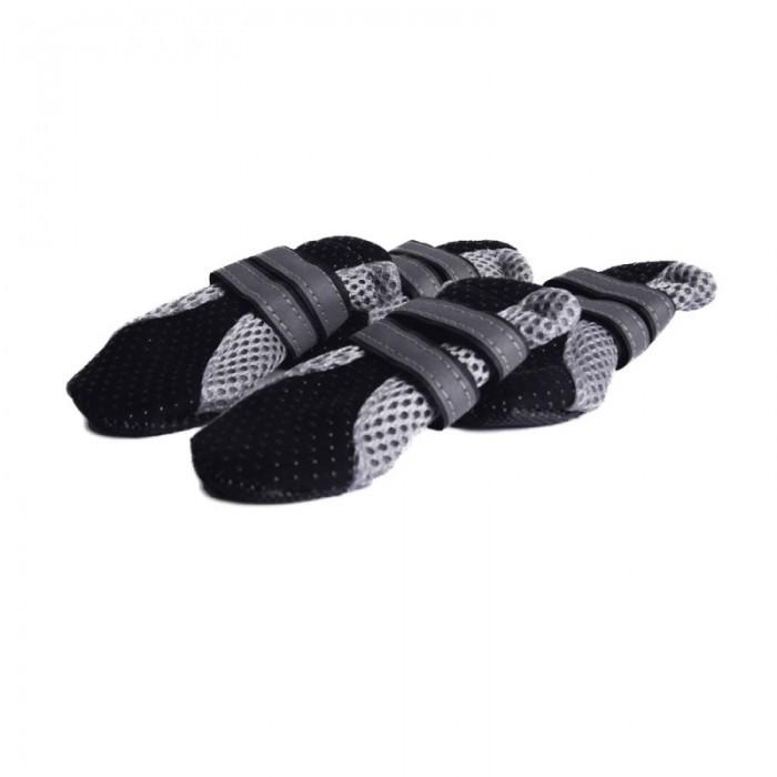 Ochronne buty dla psa na zime antypoślizgowe rozm. XL 4 sztuki