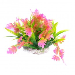 Dekoracyjna sztuczna roślina do akwarium