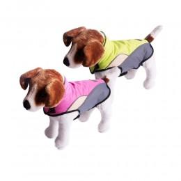 Ciepła kurtka dla małego psa wodoodporna rozm. S / kurtka dla pieska