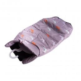 Ciepła kurtka dla psa na zimę rozmiar M / ubranko dla psa