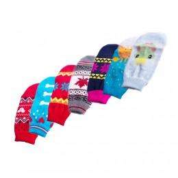 Ubranko dla psa / golf sweter sweterek dla psa rozm. M (mix. wzorów)