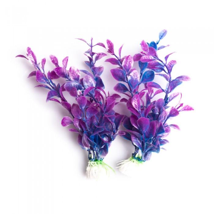 Średnia sztuczna roślina do akwarium