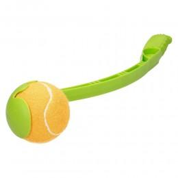 Wyrzutnia miotacz do piłek dla psa / rzutka dla psa z piłką