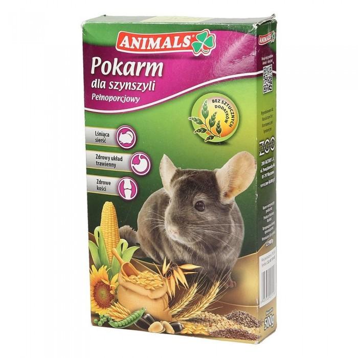 Pokarm dla szynszyla ANIMALS | Sklep internetowy VIKTORIA