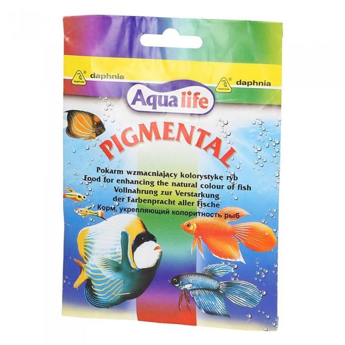 Pokarm dla rybek Aqualife PIGMENTAL | sklep zoologiczny | akwarium