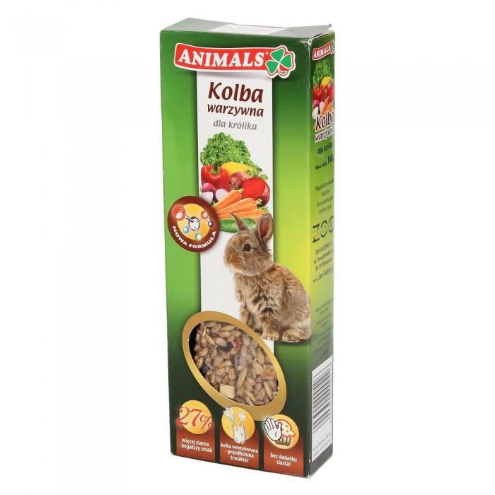 Karma dla królika Animals kolba warzywna | Sklep internetowy VIKTORIA