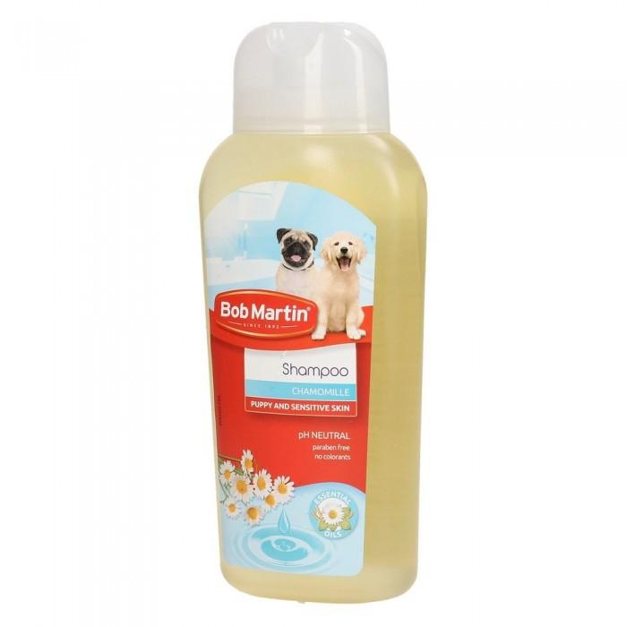 Szampon dla psa Bob Martin delikatny kosmetyk dla szczeniąt