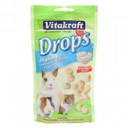 Karma dla gryzoni Vitakraft | dropsy jogurtowe dla gryzoni