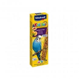Vitakraft Kracker morela-figa kolby dla papużek falistych