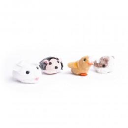 Wibrująca pluszowa zabawka dla kota