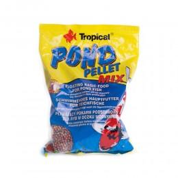 Tropical POND PELLET MIX pokarm dla ryb w oczku wodnym