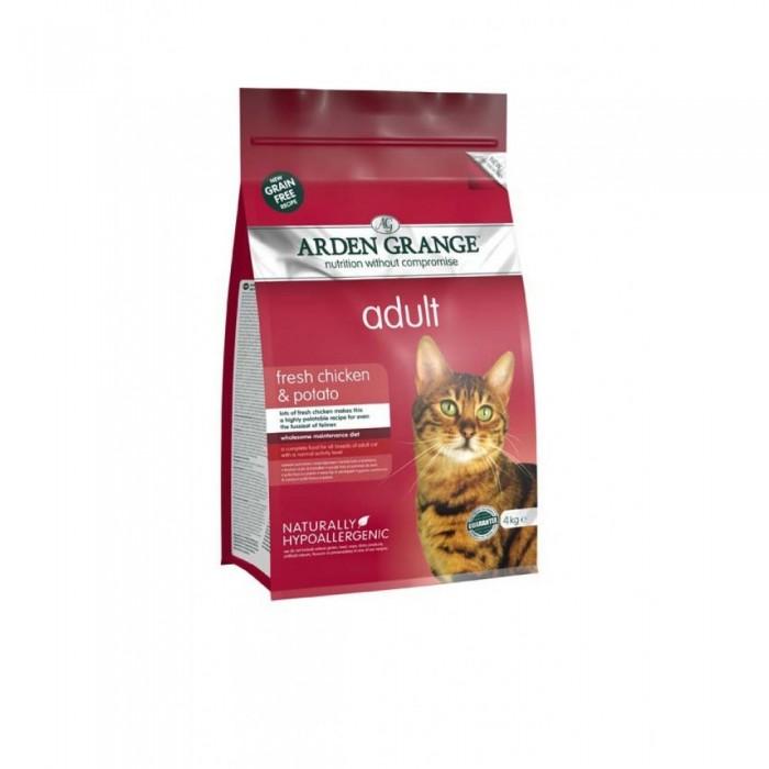 Karma dla kota Arden Grange Adult Cat Chicken Grain Free