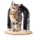 Purrfect Arch dla kota 3in1 (masaż, drapak, pielęgnacja)