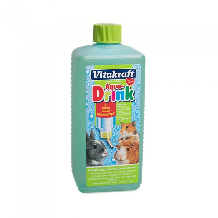 Vitakraft aqua drink napój dla gryzoni