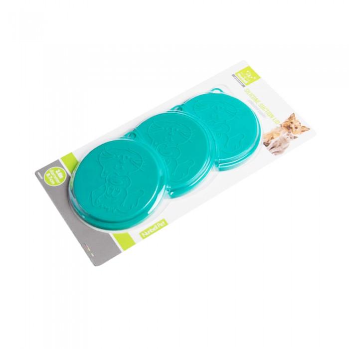 Pokrywka plastikowe zamknięcie puszki 7,6 cm 3 szt