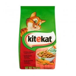 KITEKAT karma dla kota z wołowiną i warzywami 300g