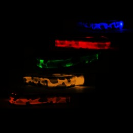 HIT JESIENI! Świecąca LED smycz dla psa 120cm