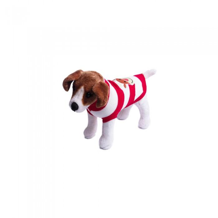 Świąteczny sweterek ubranko dla psa CZERWONY RENIFER
