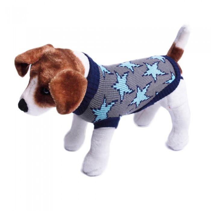 Świąteczny sweterek ubranko dla psa GWIAZDKI