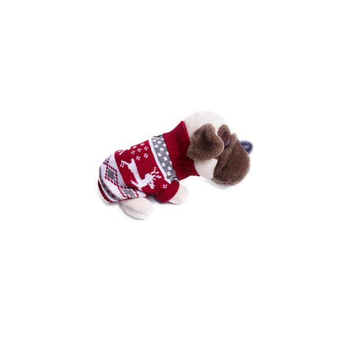 Sweterek świąteczny dla psa Z NORWESKIM WZOREM