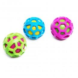 Piłka w piłce piszcząca zabawka dla psa