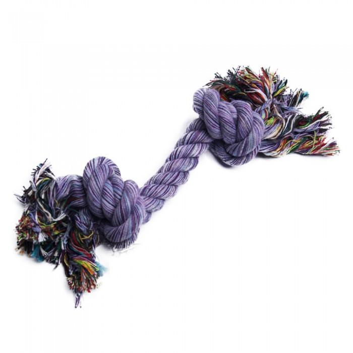 Mocny sznur bawełniany pleciony gryzak dla dużego psa
