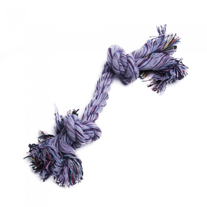 Mocny sznur bawełniany pleciony gryzak dla psa