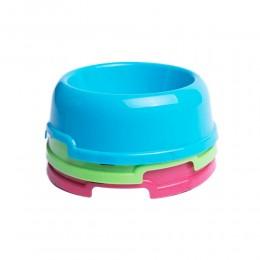 Plastikowa miska na karmę wodę dla małego psa/kota