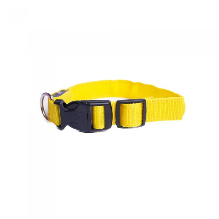 Świecąca OBROŻA dla psa LED - S - 40 cm
