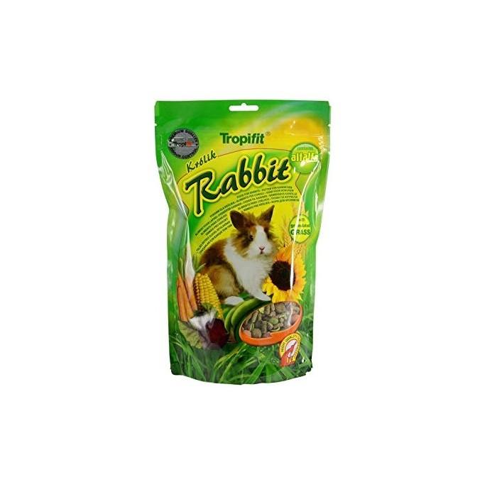 TROPIFIT Rabbit pełnowartościowy pokarm dla królika 500g