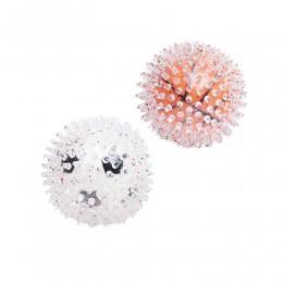 Piłka dla psa - Piłeczka jeż - Zabawka dla psów kula